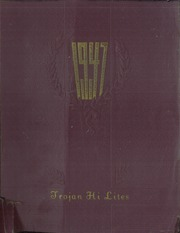 1947 Edition, Andover High School - Trojan Yearbook (Andover, KS)