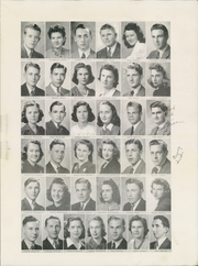 Page 11, 1942 Edition, Wellington High School - Megaphone Yearbook (Wellington, KS) online yearbook collection