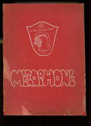 Page 1, 1946 Edition, Wellington High School - Megaphone Yearbook (Wellington, KS) online yearbook collection