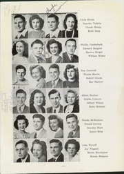 Page 10, 1946 Edition, Wellington High School - Megaphone Yearbook (Wellington, KS) online yearbook collection