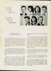 Page 11, 1946 Edition, Wellington High School - Megaphone Yearbook (Wellington, KS) online yearbook collection