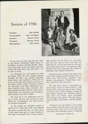 Page 6, 1946 Edition, Wellington High School - Megaphone Yearbook (Wellington, KS) online yearbook collection