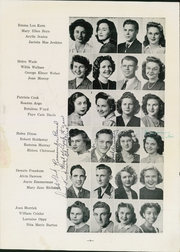 Page 7, 1946 Edition, Wellington High School - Megaphone Yearbook (Wellington, KS) online yearbook collection