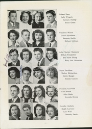 Page 8, 1946 Edition, Wellington High School - Megaphone Yearbook (Wellington, KS) online yearbook collection