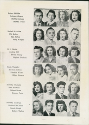 Page 9, 1946 Edition, Wellington High School - Megaphone Yearbook (Wellington, KS) online yearbook collection