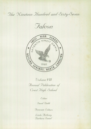 Page 5, 1960 Edition, Concordia High School - Hurkaru Yearbook (Concordia, KS) online yearbook collection