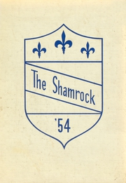 Page 1, 1954 Edition, Hayden High School - Shamrock Yearbook (Topeka, KS) online yearbook collection
