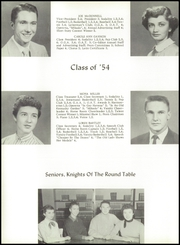 Page 14, 1954 Edition, Hayden High School - Shamrock Yearbook (Topeka, KS) online yearbook collection