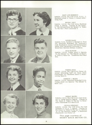 Page 16, 1954 Edition, Hayden High School - Shamrock Yearbook (Topeka, KS) online yearbook collection