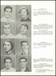 Page 17, 1954 Edition, Hayden High School - Shamrock Yearbook (Topeka, KS) online yearbook collection