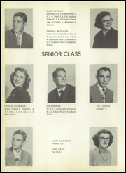 Page 14, 1953 Edition, Russell High School - Roundup Yearbook (Russell, KS) online yearbook collection