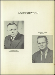 Page 9, 1953 Edition, Russell High School - Roundup Yearbook (Russell, KS) online yearbook collection
