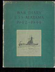 1944 Edition, Alabama (BB 60) - Naval Cruise Book