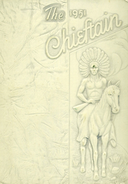 Page 1, 1951 Edition, Larned High School - Chieftain Yearbook (Larned, KS) online yearbook collection