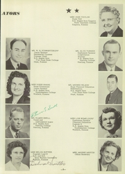 Page 11, 1951 Edition, Larned High School - Chieftain Yearbook (Larned, KS) online yearbook collection