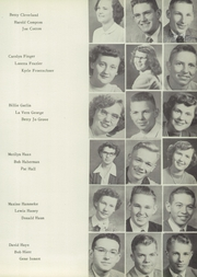 Page 13, 1952 Edition, Larned High School - Chieftain Yearbook (Larned, KS) online yearbook collection