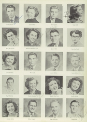 Page 17, 1952 Edition, Larned High School - Chieftain Yearbook (Larned, KS) online yearbook collection