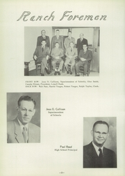 Page 8, 1952 Edition, Larned High School - Chieftain Yearbook (Larned, KS) online yearbook collection