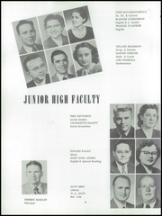 Page 16, 1955 Edition, Larned High School - Chieftain Yearbook (Larned, KS) online yearbook collection