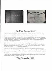 Page 5, 1968 Edition, Larned High School - Chieftain Yearbook (Larned, KS) online yearbook collection