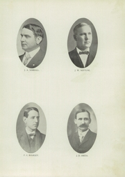 Page 13, 1907 Edition, Salina High School - Trail Yearbook (Salina, KS) online yearbook collection