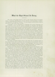 Page 9, 1907 Edition, Salina High School - Trail Yearbook (Salina, KS) online yearbook collection
