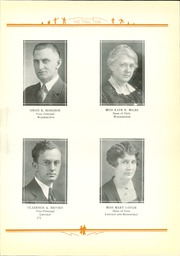 Page 13, 1934 Edition, Salina High School - Trail Yearbook (Salina, KS) online yearbook collection