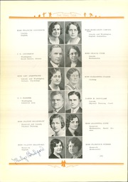 Page 14, 1934 Edition, Salina High School - Trail Yearbook (Salina, KS) online yearbook collection