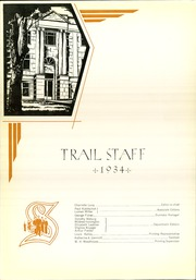 Page 8, 1934 Edition, Salina High School - Trail Yearbook (Salina, KS) online yearbook collection