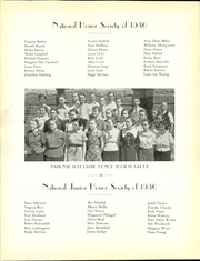 Page 13, 1936 Edition, Salina High School - Trail Yearbook (Salina, KS) online yearbook collection