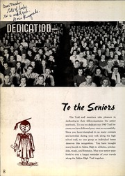 Page 14, 1940 Edition, Salina High School - Trail Yearbook (Salina, KS) online yearbook collection