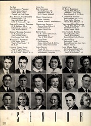 Page 16, 1940 Edition, Salina High School - Trail Yearbook (Salina, KS) online yearbook collection