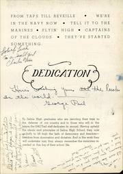 Page 11, 1942 Edition, Salina High School - Trail Yearbook (Salina, KS) online yearbook collection