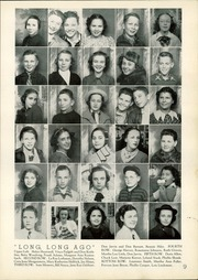 Page 15, 1942 Edition, Salina High School - Trail Yearbook (Salina, KS) online yearbook collection
