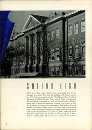 Page 8, 1942 Edition, Salina High School - Trail Yearbook (Salina, KS) online yearbook collection