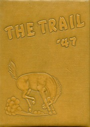 1947 Edition, Salina High School - Trail Yearbook (Salina, KS)