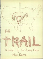 Page 9, 1947 Edition, Salina High School - Trail Yearbook (Salina, KS) online yearbook collection