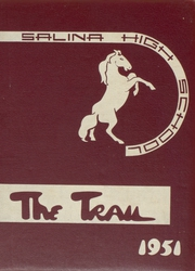 1951 Edition, Salina High School - Trail Yearbook (Salina, KS)