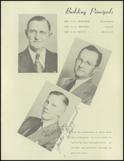Page 13, 1951 Edition, Salina High School - Trail Yearbook (Salina, KS) online yearbook collection