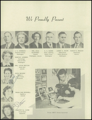 Page 14, 1951 Edition, Salina High School - Trail Yearbook (Salina, KS) online yearbook collection