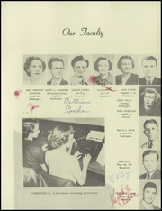Page 15, 1951 Edition, Salina High School - Trail Yearbook (Salina, KS) online yearbook collection