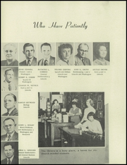 Page 16, 1951 Edition, Salina High School - Trail Yearbook (Salina, KS) online yearbook collection