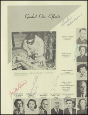 Page 17, 1951 Edition, Salina High School - Trail Yearbook (Salina, KS) online yearbook collection