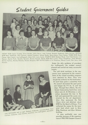 Page 17, 1953 Edition, Salina High School - Trail Yearbook (Salina, KS) online yearbook collection