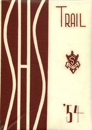 1954 Edition, Salina High School - Trail Yearbook (Salina, KS)