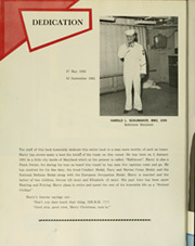 Page 6, 1961 Edition, Alameda County (AVB 1) - Naval Cruise Book online yearbook collection