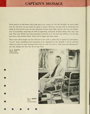 Page 8, 1961 Edition, Alameda County (AVB 1) - Naval Cruise Book online yearbook collection