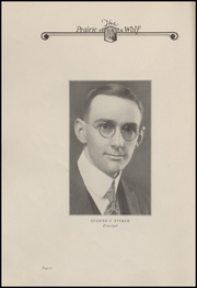 Page 10, 1924 Edition, Colby High School - Golden Eagle Yearbook (Colby, KS) online yearbook collection