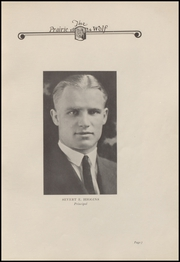 Page 11, 1924 Edition, Colby High School - Golden Eagle Yearbook (Colby, KS) online yearbook collection