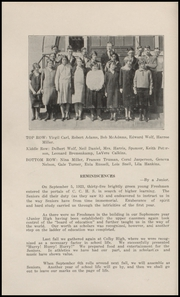 Page 16, 1926 Edition, Colby High School - Golden Eagle Yearbook (Colby, KS) online yearbook collection
